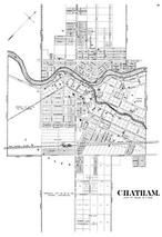 Chatham, Kent County 1880